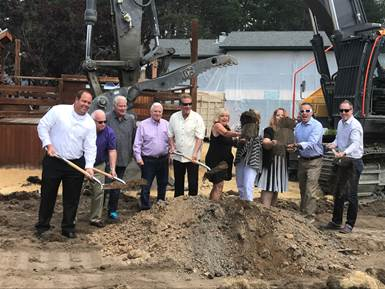 Bijou Marketplace Groundbreaking Ceremony