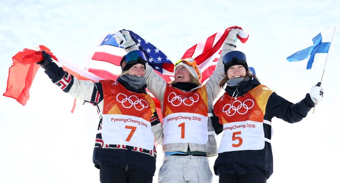 South Lake Tahoe's Anderson Defends Slopestyle Gold