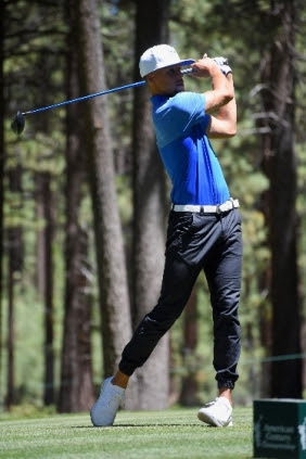 NBA Superstar Steph Curry Returns as Legitimate Contender at Lake Tahoe American Century Championships