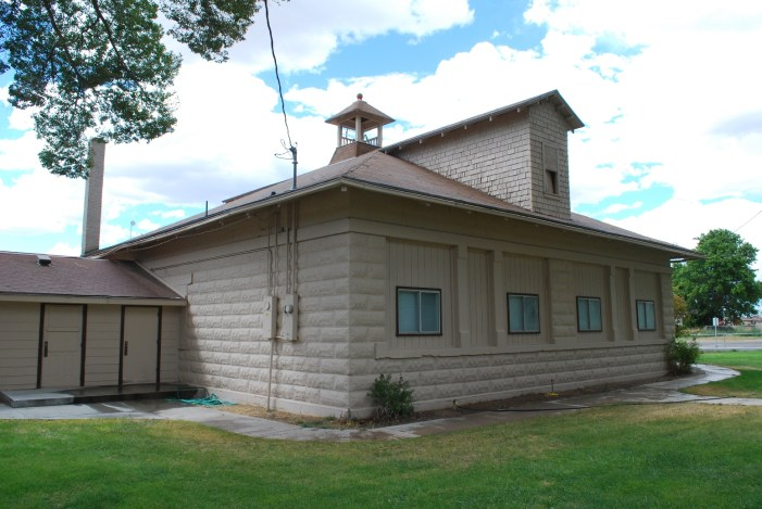 Nevada's own Lund Grade School officially listed on National Register of Historic Places