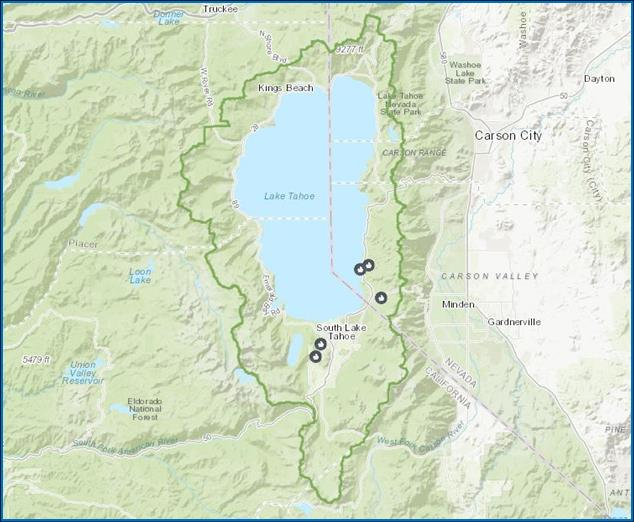 Prescribed Fire Operations Continue in Tahoe Basin