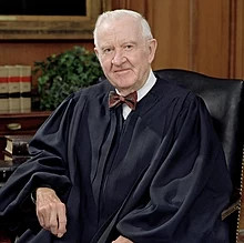 Supreme Court Associate Justice John Paul Stevens April 20, 1920 – July 16, 2019