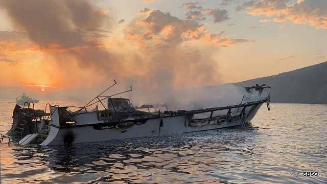 Conception Dive Boat Tragedy Update