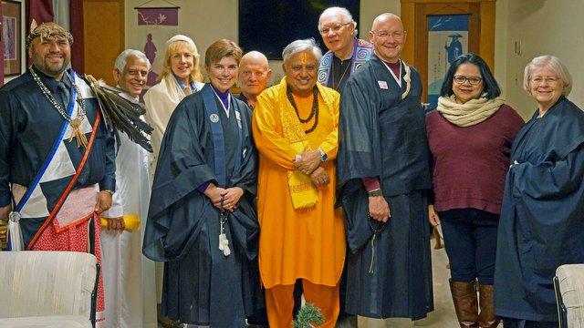 Reno Buddhist Center's New Year's Eve Multi-Faith Service