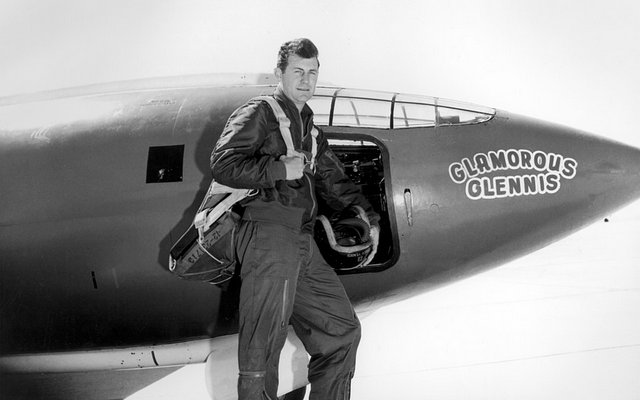 First Man to Beak the Sound Barrier, Brigadier General Chuck Yeager Has Passed Away at 97