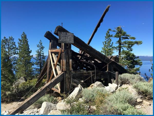 Forest Service & Nevada Land Trust Complete Transfer of Bull Wheel Parcel to Public Ownership