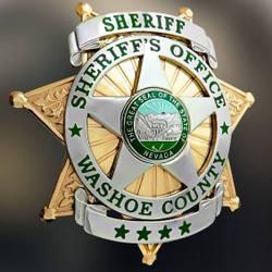Washoe County Sheriff's Office Deputies Arrest Man for Breaking Down Door, Shooting Resident