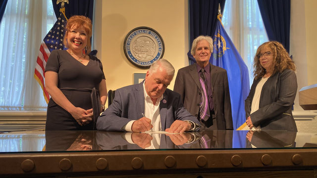 Governor Sisolak Signs Legislation Supporting Nevada Caregivers, Signs 23 Other Bills into Law