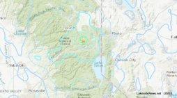 4.7 Magnitude Quake Strikes Northwest of Truckee