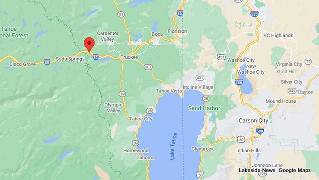 Traffic Update….Overturned Big Rig I-80 Mile Marker 60