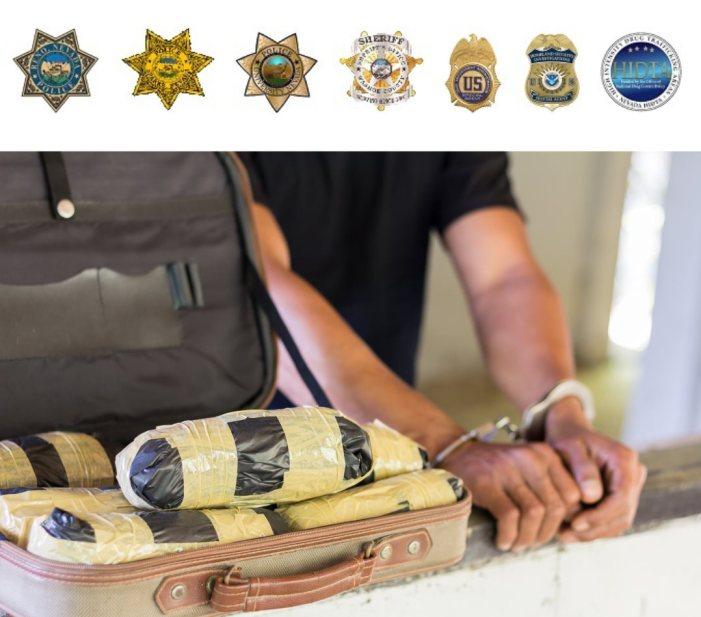 Regional Narcotics Unit, DEA Dismantle Local Drug Trafficking Organization