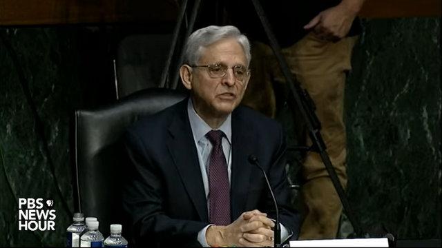 Attorney General Merrick Garland Testifies on Justice Department Oversight