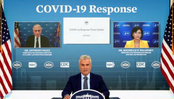 White House COVID-19 Response Team and Public Health Officials