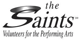 Lakeside Pride Music Ensembles are proudly supported by The Saints