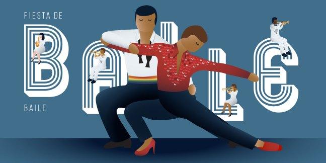 Fiesta de Baile poster