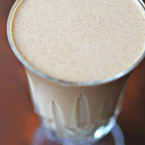 Keto Chocolate Almond Smoothie