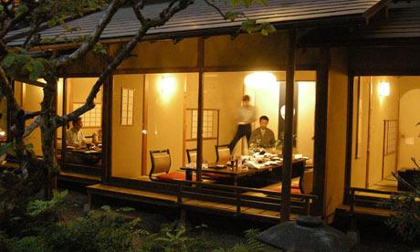 Shiba Tofuya-Ukai-Tokyo Restaurant