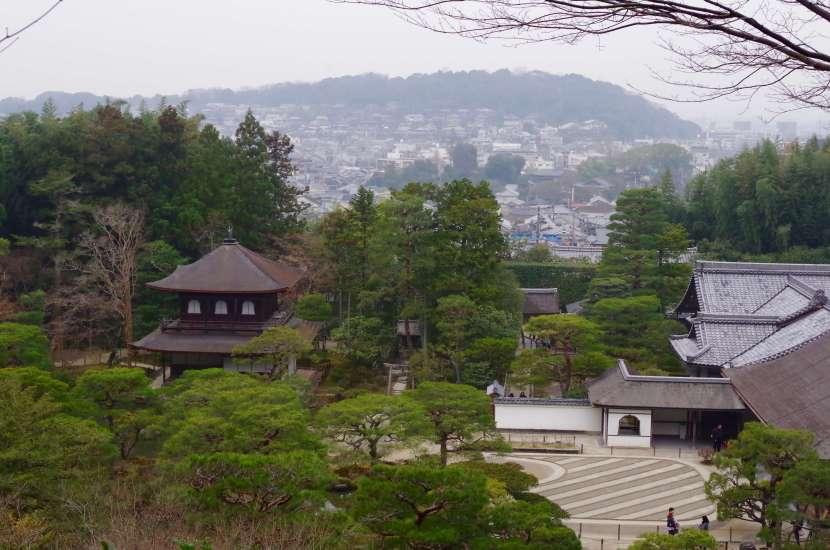 Genkaku-ji Temple, Silver Pavilion
