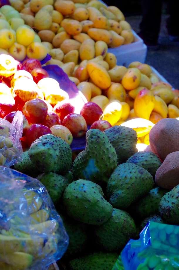 chilis in Ajijic tianguis