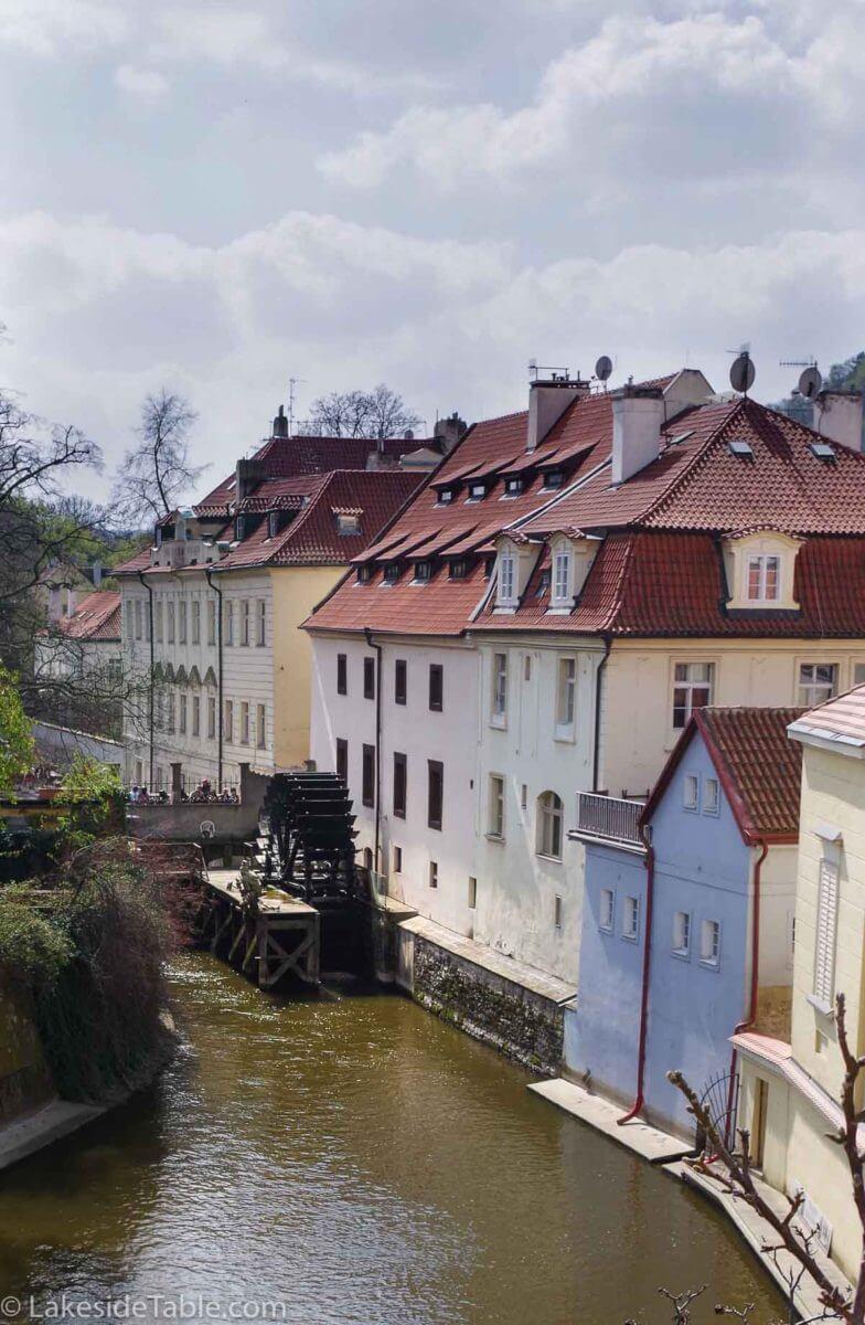 Certovka Canal, Prague