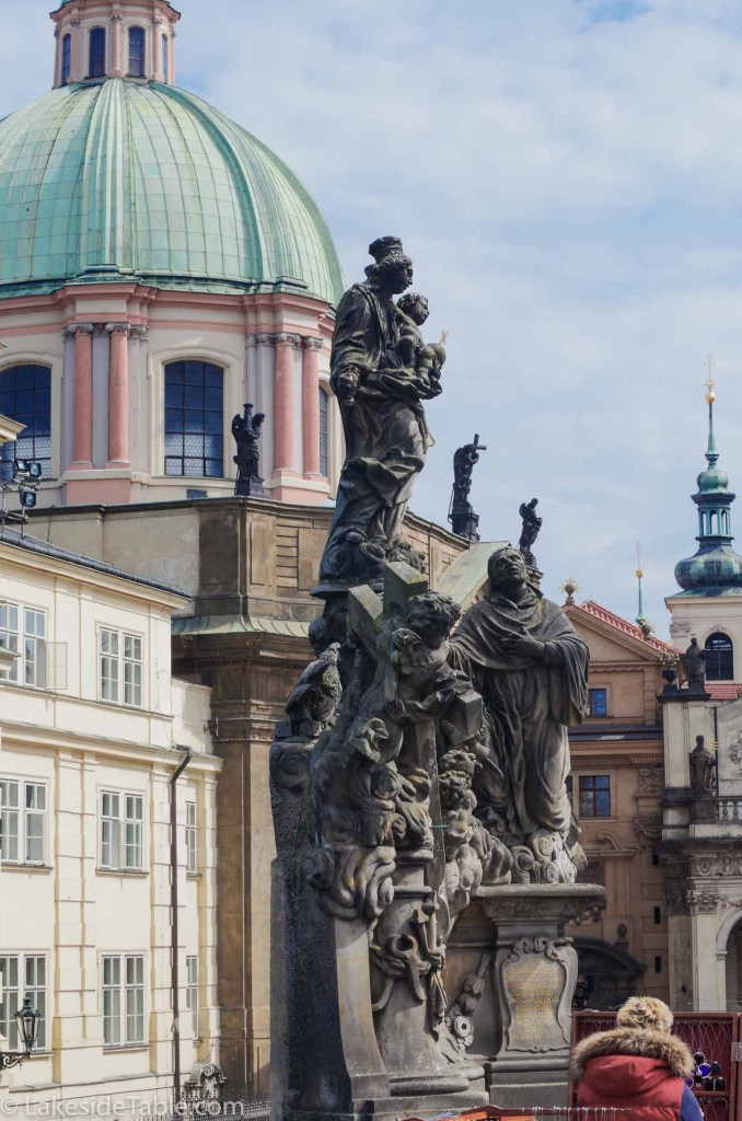Charles Bridge Statues, Prague