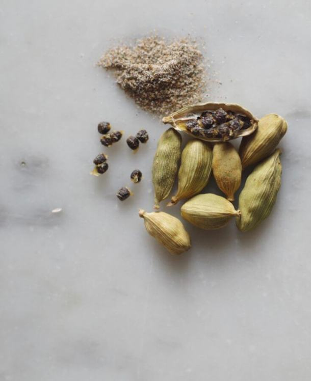 stages of cardamom