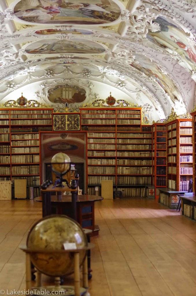 Philosopher's Hall Strahov Monastery and Library