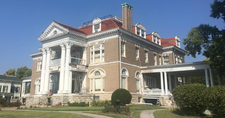 Rock Cliff Mansion Bed and Breakfast