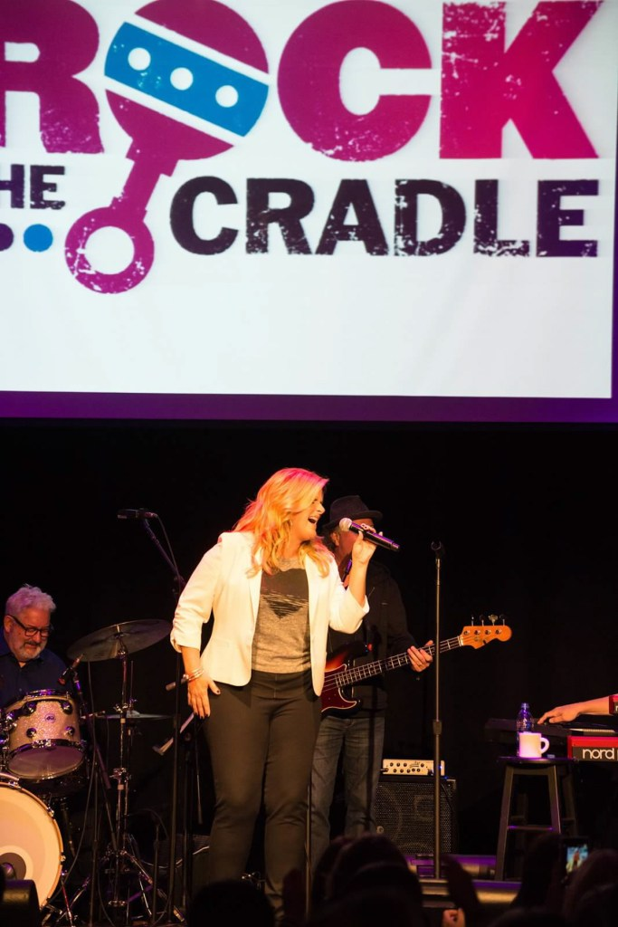 Rock the Cradle with Tricia Yearwood