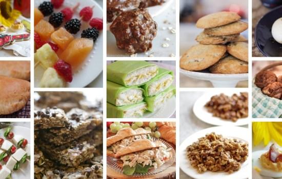 Easy Healthy Road Trip Snacks