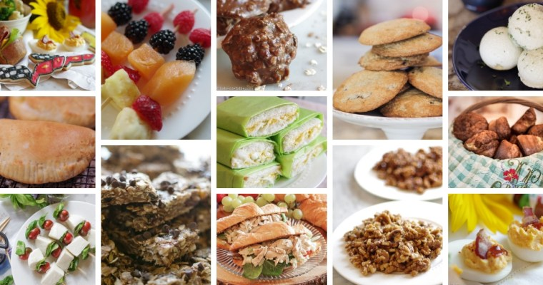 FUNFEST: Easy Healthy Road Trip Snacks