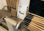Wood lathe - Wood lathe