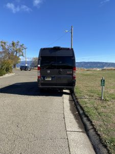 2019 Ram Promaster RV Van