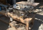 Table saw and belt sanders with Disc sander - Table saw and belt sanders with Disc sander