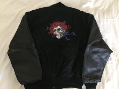 Grateful Dead Forever Varsity Jacket