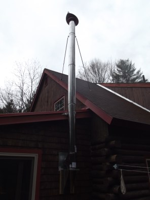 NH Chimney Sweep - New wood stove with class A chimney