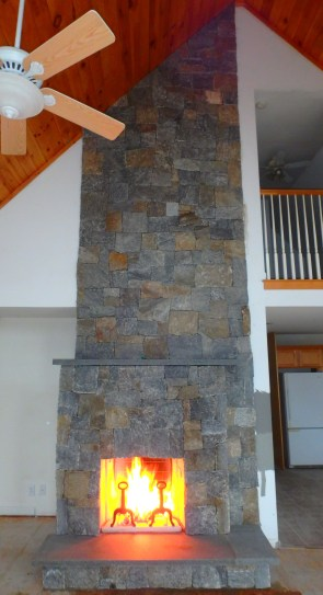 Lakes Region Chimney Pro NH - Fireplace Rehab After