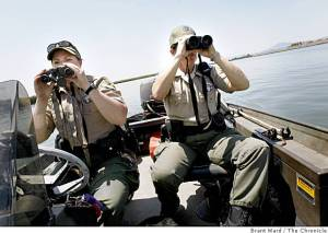 game wardens watching
