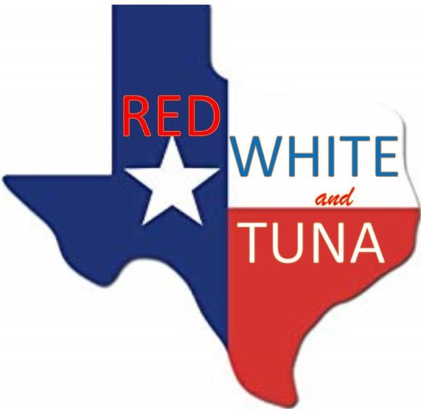 Red, White, & Tuna Logo