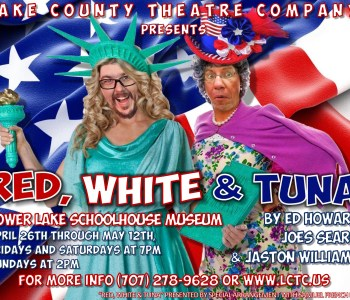 Red White and Tuna Poster