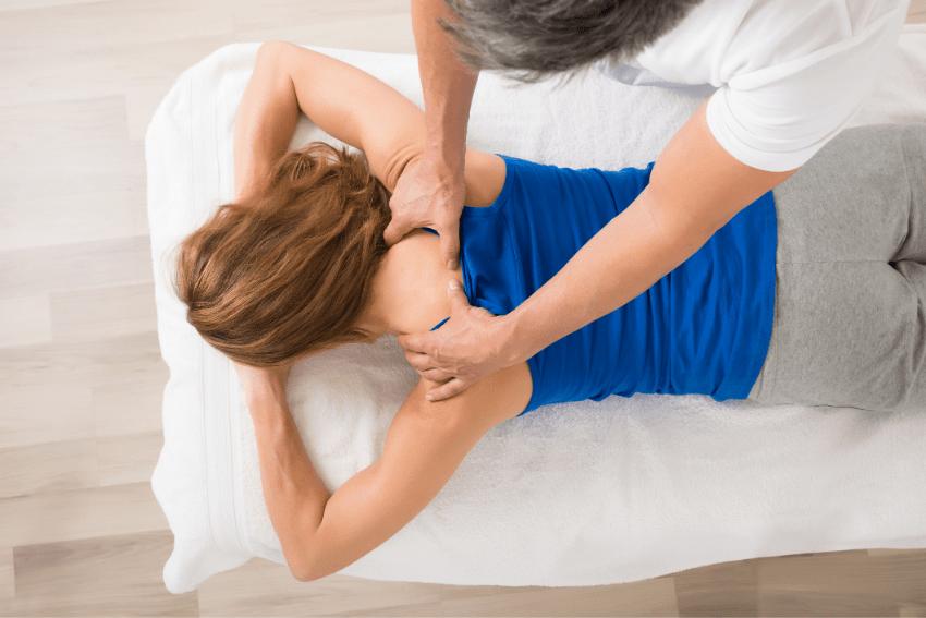 sports massage clinics in Farnham