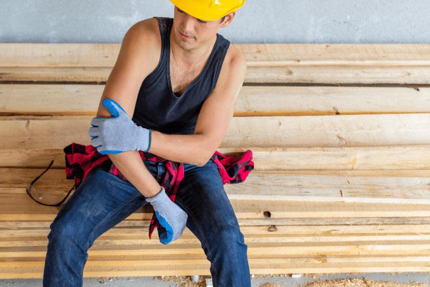 work injury treatments in Farnham