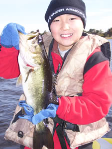 Lake Toho Bass Fishing,last report for 2009