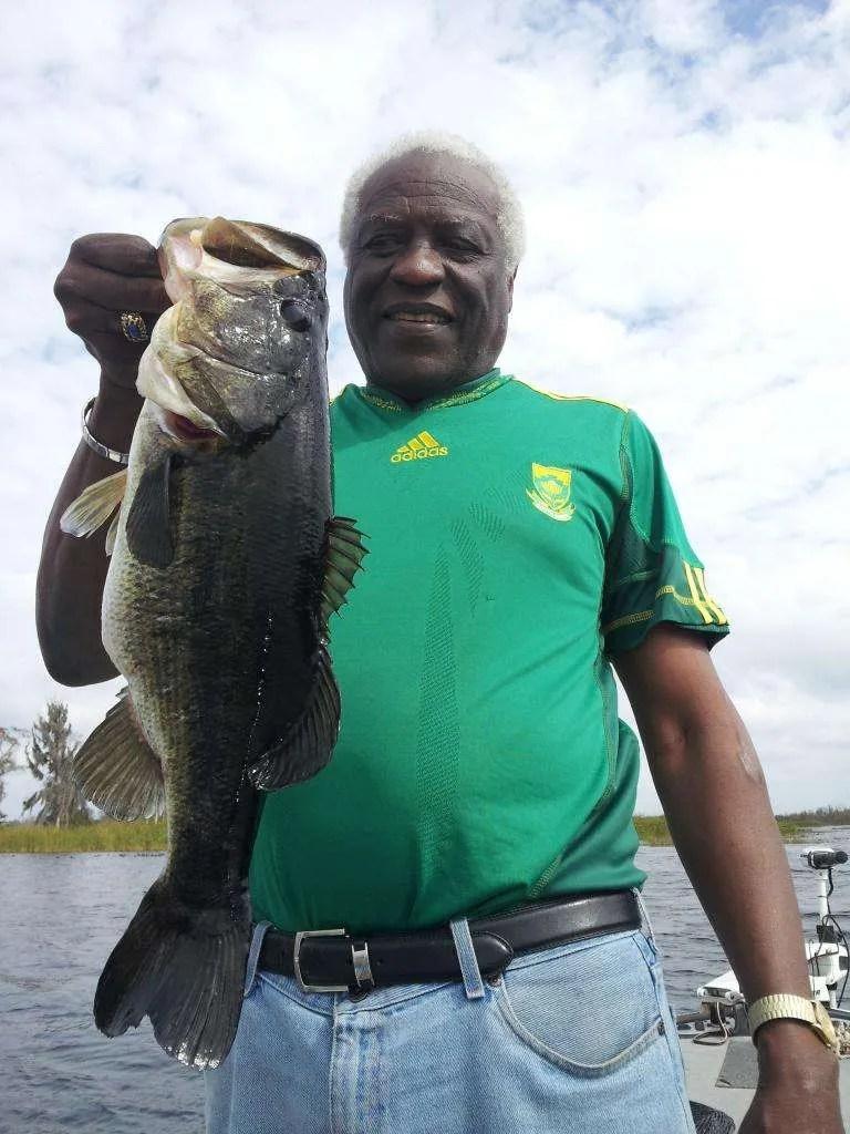 Lake Toho Bass Fishing
