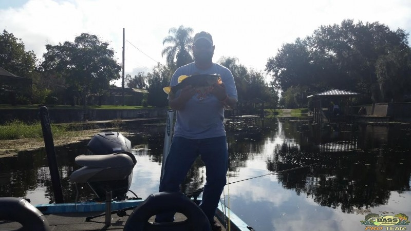 Lake Toho Bass Fishing Guide Capt Kip Grunloh