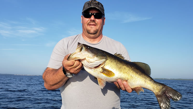 Kissimmee Bass Fishing Trips in Central Florida
