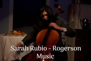 Sarah Rubio - Rogerson-Music-GITK