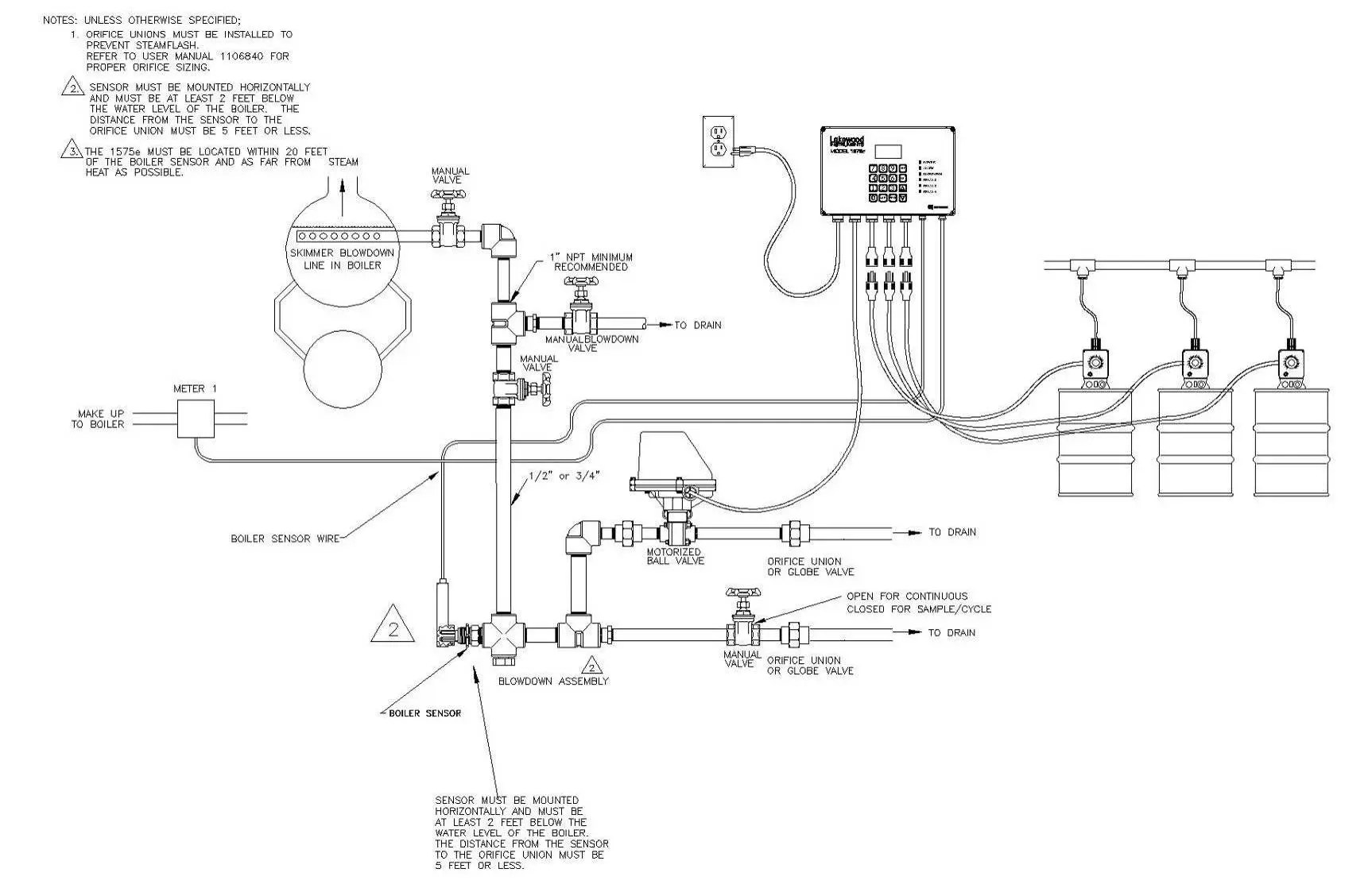 A To Steam Boiler Water Heater Wiring