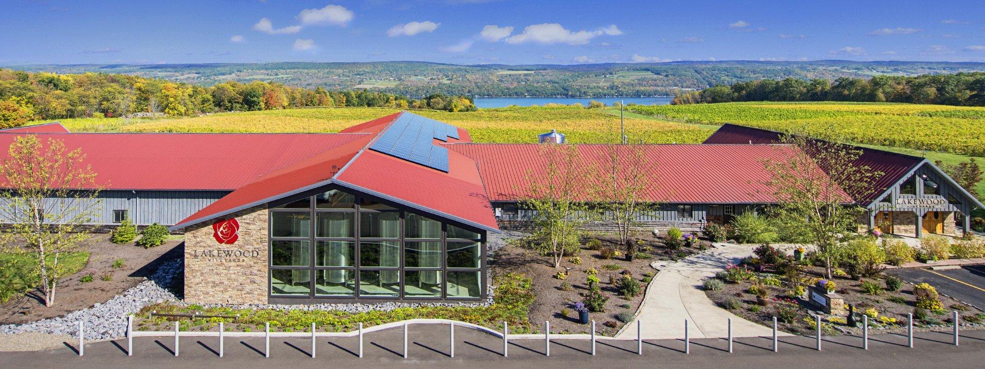 Lakewood Vineyards: Finger Lakes Wine Tastings