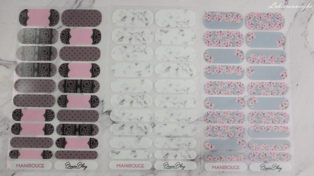 moje-naklejki-termiczne-manirouge-projekt-Lakierowniczka-lapacze-snow-blur-effect-liscie-butelkowa-zielen-kwiaty-niebieskie-alternatywa-dla-hybrydy-pasje-karoliny
